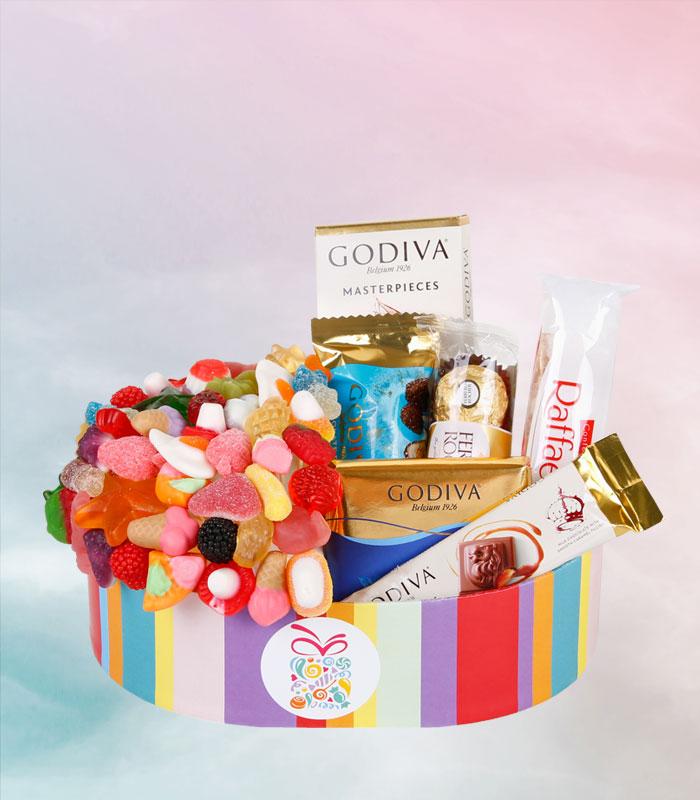 Candygift'de Alışverişlerinize Özel %15 İndirim!