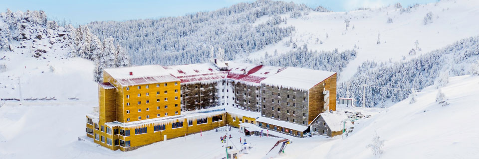Dorukkaya Ski & Mountain Resort'da %10 İndirim!