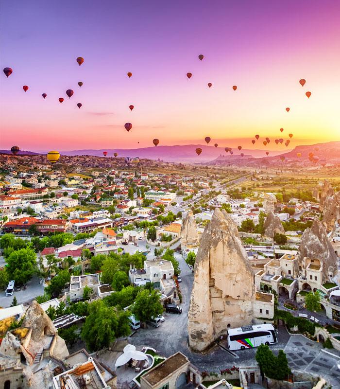 Anadolubank Müşterilerine Lava Cappadocia'da %10 indirim