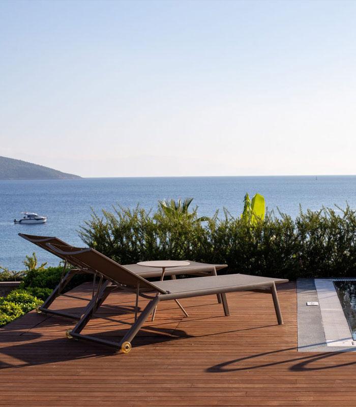 Mett Hotel & Beach Resort Bodrum'da %25 indirim!