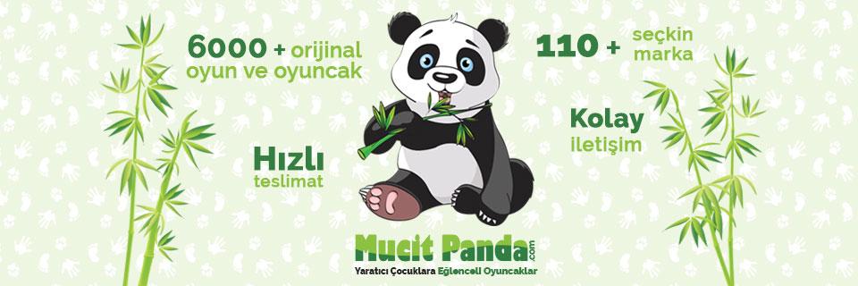 Mucit Panda'da Tüm İndirimlere Ek %10 İndirim!