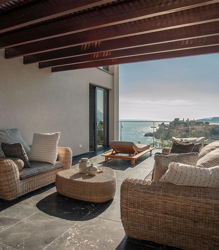 Villa Geba Karadağ'da ücretsiz oda upgrade imkanı!